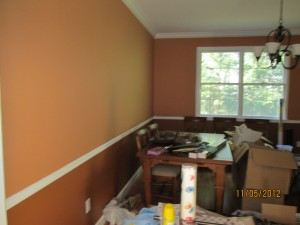 "Brookfield Painted Dining Room ""After"" picture"